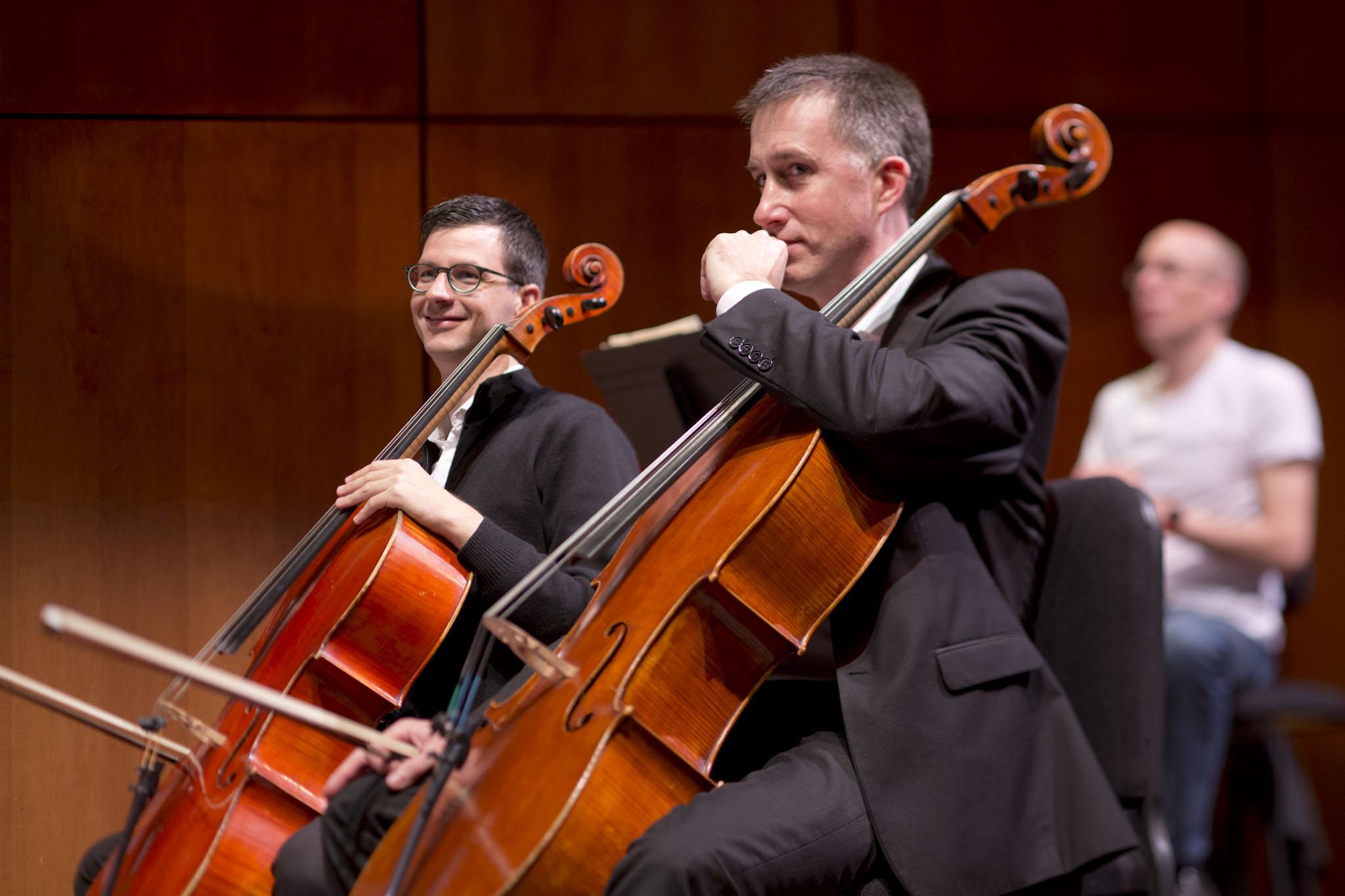 Concert 51e - Violoncelistes